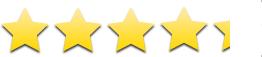 z ponad 148 opinii Klientów na Ceneo marka Hurom uzyskała średnią ocenę na poziomie 4,76 na 5 punktów