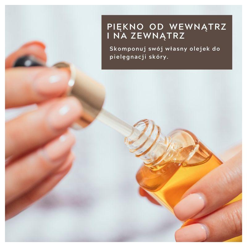 zrób własny olejek nawilżający i zadbaj o swoją skórę również od zewnątrz