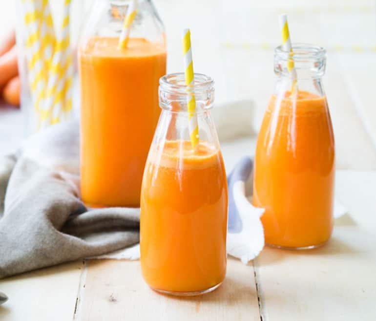 przepis na sok który dodaje energii