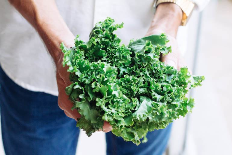 Sok z warzyw szczególnie z zielonych liści to najwyższej jakości paliwo dla Twojego organizmu