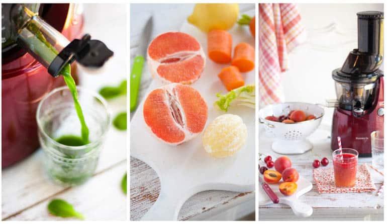 WyciskarkaKuvings B6000 potrafi robić zdrowe smoothie, sorbety oraz lody